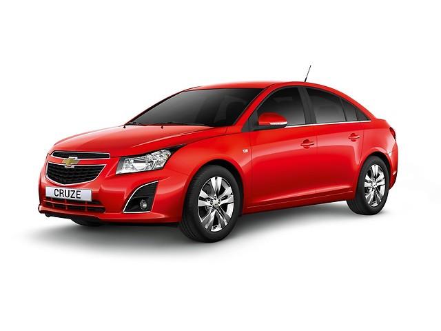 Chevrolet Cruze фото 1