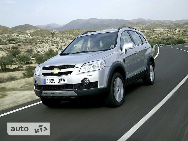 Chevrolet Captiva фото 1