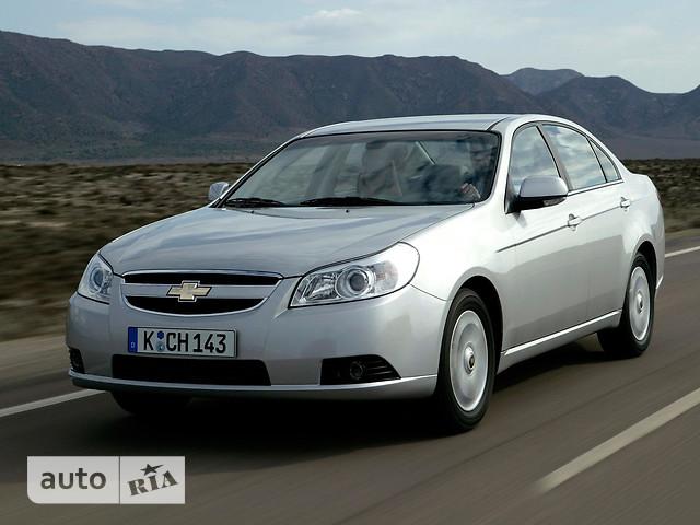 Chevrolet Epica фото 1