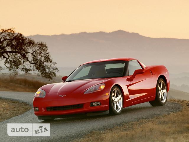 Chevrolet Corvette фото 1