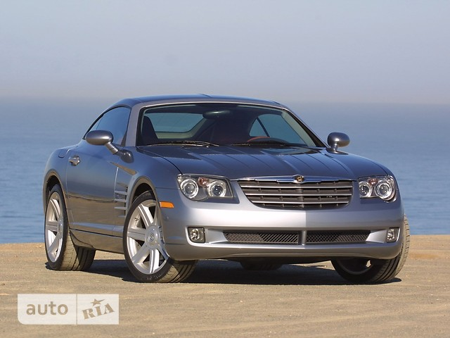 Chrysler Crossfire фото 1