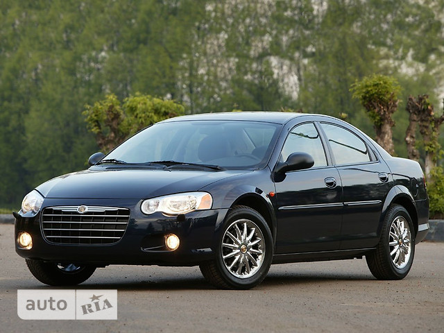 Chrysler Sebring фото 1