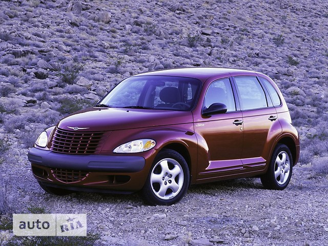 Chrysler PT Cruiser фото 1