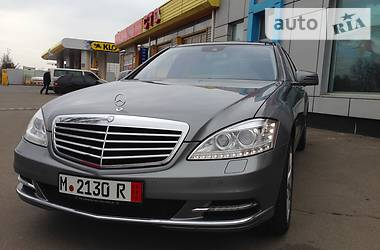 Mercedes-Benz S 350 Blue-Tec 4Matic Long 2013