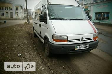 Renault Master груз. 2.8TDI 2000