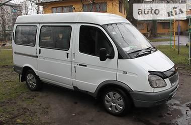 ГАЗ 2752 Соболь 2005
