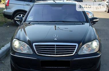 Mercedes-Benz S 500 LONG 2004