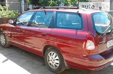Daewoo Nubira 2001