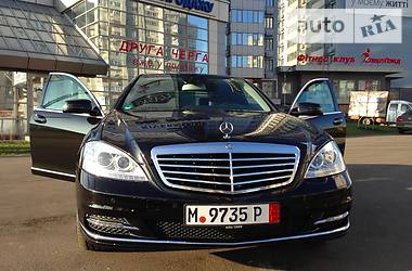 Mercedes-Benz S 350 4-Matic Long 2013