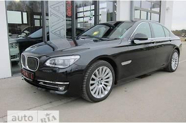 BMW 750 Ld xDrive 2013