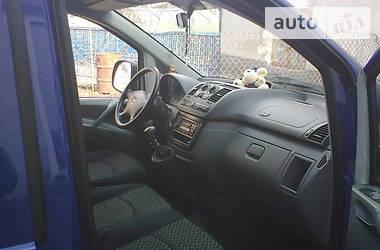 Mercedes-Benz Vito пасс. 111 cdi long 2004