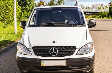 Mercedes-Benz Vito пасс. 111 CDI LONG 2006