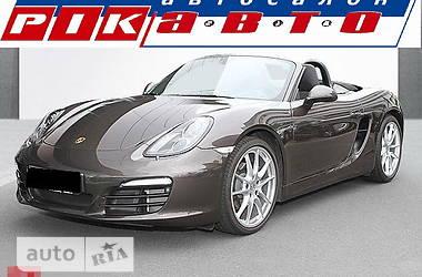 Porsche Boxster  2.7 2013