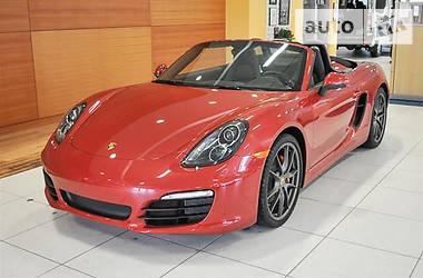 Porsche Boxster S 2017