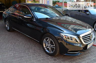 Mercedes-Benz S 350 BlueTec 2013