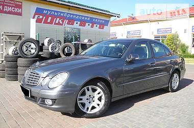 Mercedes-Benz E-Class 200 2008