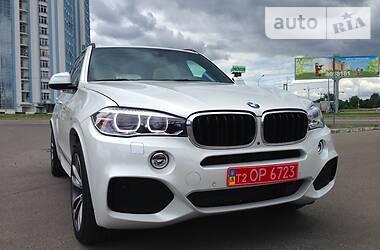 BMW X5  30d xDrive M-Paket 2016