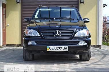 Mercedes-Benz ML 270 2003