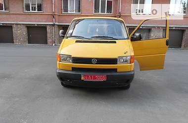 Volkswagen T4 (Transporter) груз 1999