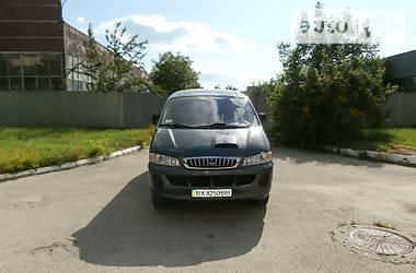 Hyundai H1 пасс.  TRDI 2007