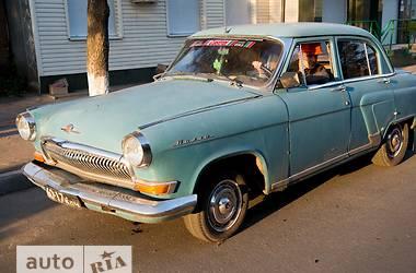 ГАЗ 21 У 1964