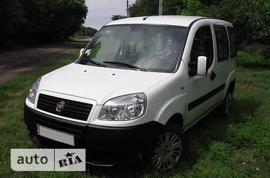 Fiat Doblo пасс. 1.3 2009