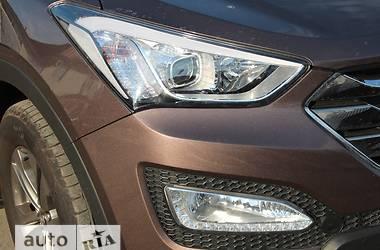 Hyundai Santa FE 4х4 TOP NAVI 2014