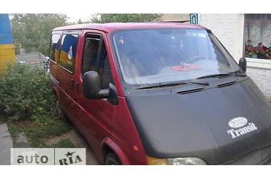 Ford Transit Chassis 1995