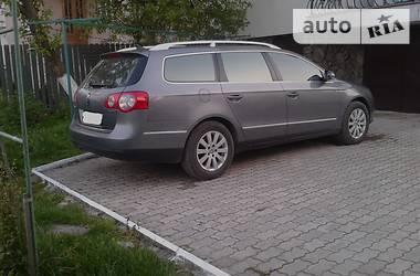 Volkswagen Passat B6 Variant 2007