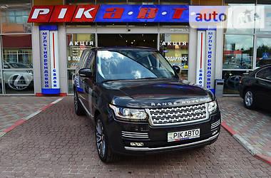 Land Rover Range Rover 4.4d Autobiography 2013