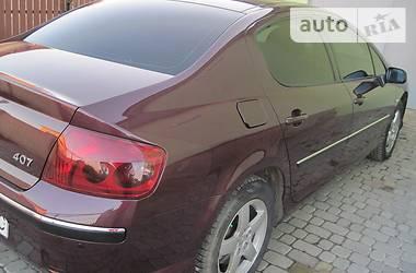 Peugeot 407 2.0 2006