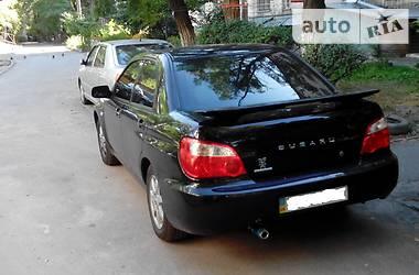 Subaru Impreza 1.6 2005