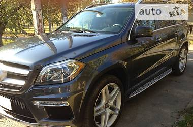 Mercedes-Benz GL 550 2013
