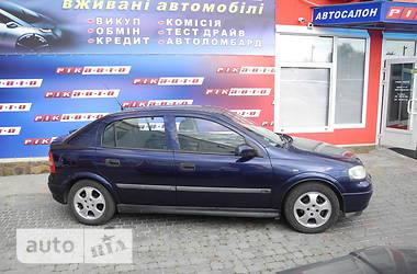 Opel Astra G 1.6 2000