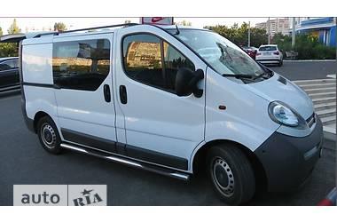 Opel Vivaro пасс. 74 кВт WEBASTO 2005