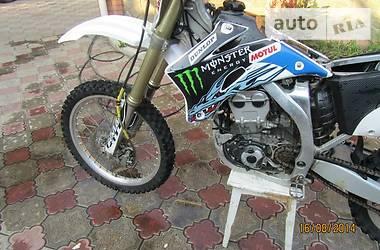 Yamaha YZF 2008