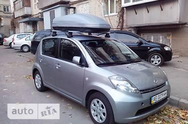 Daihatsu Sirion 1.3i 4WD 2007