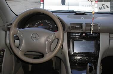 Mercedes-Benz C-Class C200 2004