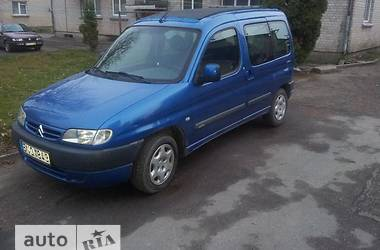 Citroen Berlingo пасс.  2002