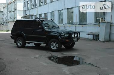 Toyota Land Cruiser 80 vx 1997