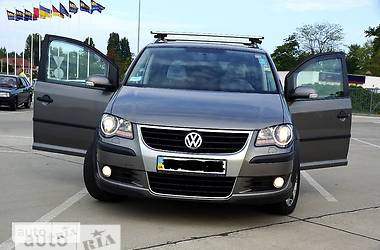 Volkswagen Cross Touran 1.4TSI 2007