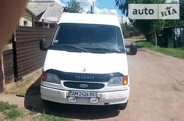 Ford Transit Van 2.5 TD 2001