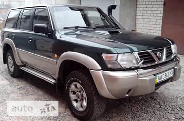Nissan Patrol 3.0 TD 2001