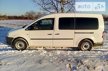 Volkswagen Caddy пасс. 2009