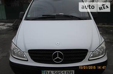 Mercedes-Benz Vito пасс. 111 2007