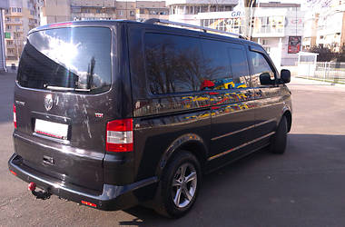 Volkswagen Multivan 2.5 TDI Highline 2006
