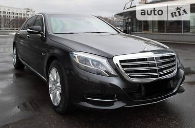 Mercedes-Benz S 600 Guard 2016