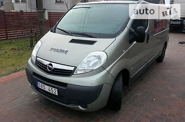 Opel Vivaro груз.  2007