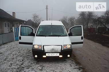 Citroen Jumpy пасс. 2004