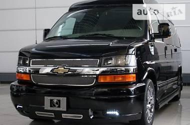 Chevrolet Express пасс. EL CAPITAN 2016